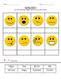 Feeling Match: Social Skills Activity