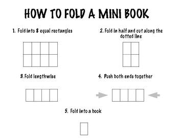 Feeling Sad Mini Book