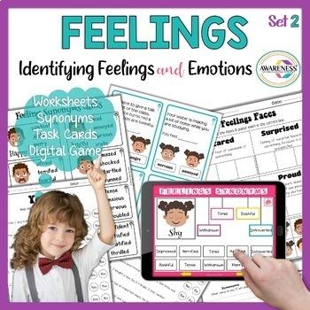 Autism Emotions Activities & Worksheets | Teachers Pay Teachers