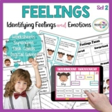 Identifying Feelings and Emotions Activities: Special Education & Autism
