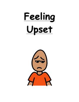 Feeling Upset Social Story
