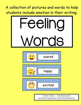 Feeling-Words Cards