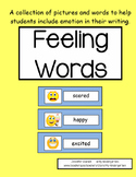 Feeling-Words Cards
