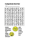 Feeling Words: Word Find