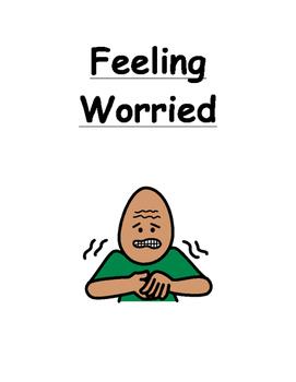 Feeling Worried Social Story