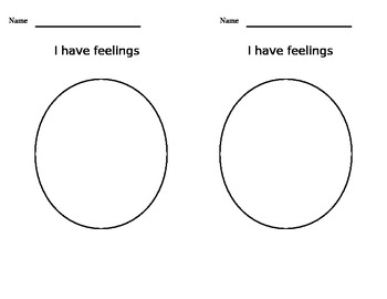 Feeling faces