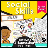Learning to Express Feelings: Speech and Language Therapy