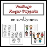 Feelings Activity: Feelings Puppets