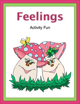 Feelings Activity Fun