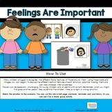 Feelings Are Important: Learning to read facial expressions