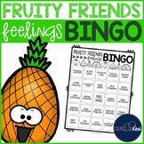 Feelings BINGO Emotion Recognition Counseling Game