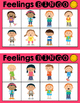 Feelings Bingo {Small Group Health or Social Studies Activity}