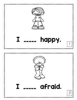 Feelings Book