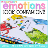 Emotions Book Companion - Social Emotional - Distance Lear