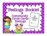 Feelings Booklet & Community Circle Cards - Ready To Go