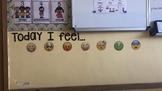 Feelings Bulletin Board