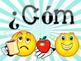 Feelings Bulletin Board Set & Morning Meeting Worksheet in