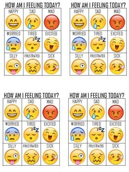 Feelings Card