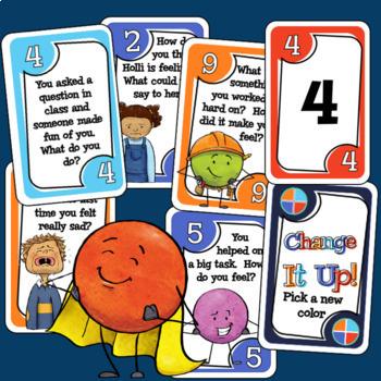 Feelings Card Game
