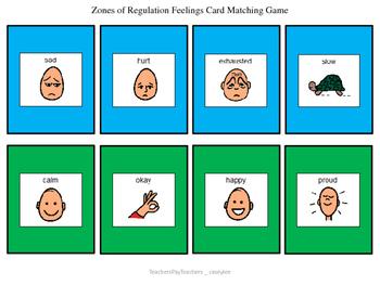 Feelings Card Matching