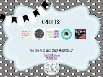 Feelings Card Template for Emotions Bulletin Board