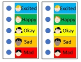 Feelings Chart Check In