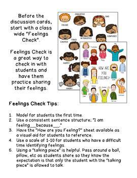 Feelings Check