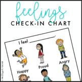Feelings Check-In Chart FREEBIE