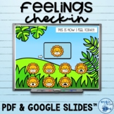 Feelings Check In | Daily Check In | How Are You Feeling