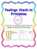 Feelings Check-In Printables
