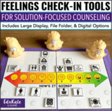 Feelings Check-In Tools for Solution-Focused Counseling