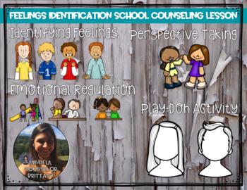 Feelings Classroom Lesson (4K-1st Grade)