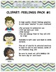 Feelings Clipart Pack #1
