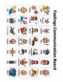 Feelings Communication Board/AAC