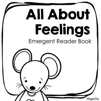 Feelings Emergent Reader