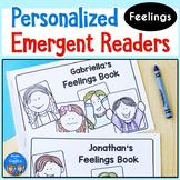 Feelings Emergent Readers
