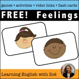 Feelings Emotions Activities and Games for English Language Learners