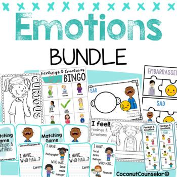 Feelings & Emotions Bundle