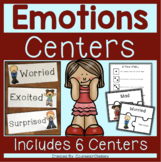 Feelings Activities For Social Emotional Learning and Counseling Centers