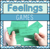 Feelings Games For Identifying Feelings And Emotions