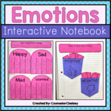 Feelings And Emotions Interactive Notebook