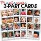 Feelings & Emotions Montessori 3-Part Cards {PreK-2}