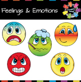 Feelings & Emotions with SMILEYS