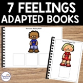 Feelings Adapted Books For Special Education