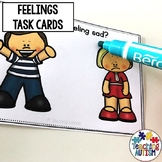 Feelings and Emotions Task Cards