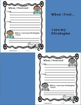 Feelings, Emotions, and Social Skills Bundle