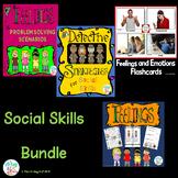 Feelings, Emotions, and Social Skills Bundle {Low Prep}