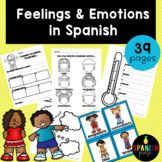 Feelings & Emotions in Spanish (Emociones y sentimientos)