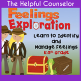 Feelings Game: Feelings Exploration