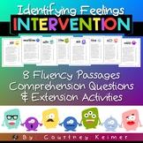 Feelings Fluency Passages & Comprehension Activities {Grades 2-3}